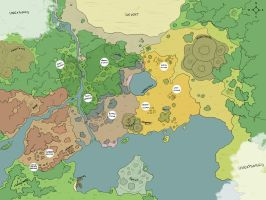 Map Updated by Magdorf