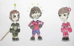 Fun With Chibis by xLita--x