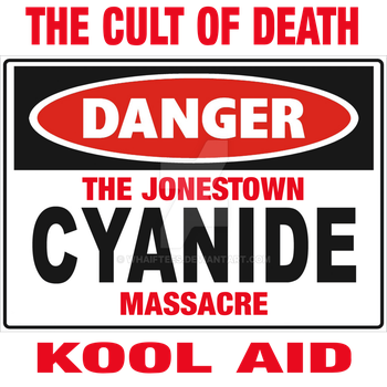 The Jonestown Massacre Kool Aid by whaiftees