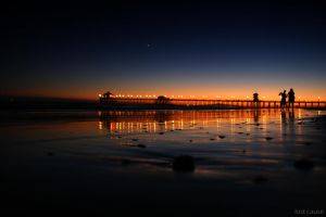 HB Pier Series 3 by LCPhotography