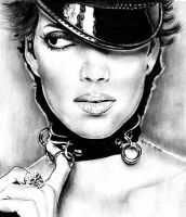 Halle Berry by marmicminipark
