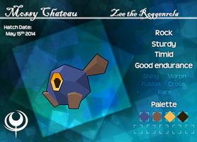 [PKMNation] Mossy Chateau - Zee the Roggenrola