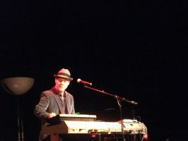 Thomas Dolby- April 6th, 2012. by CrystalSister
