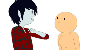 Adventure Time Base 4 Marshall Lee X OC by Sakyas-Bases