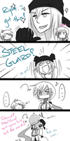 STEELGUARD by himichu