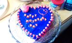 My Mother's Day Cake!!! by HikaruxHaruhixOtaku