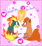 Happy Valentine's Day! by Universal-Tiger