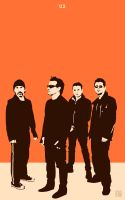 U2 by monsteroftheid