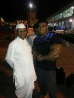 Musclemorphed Desi Hunk5 by free42dream