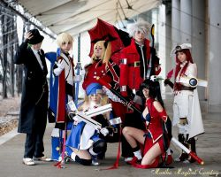 BlazBlue by VampireIonFortuna
