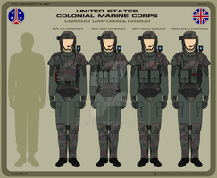 USCMC Combat Load-out by Wolff60