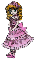 Sweet lolita by thethecoco
