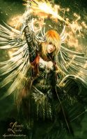 Seven Angels: Ellie by shizen1102
