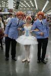 Hitachiin Twins with Princess Tutu by NitsukuCosplay