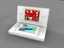 DS Lite - Another update by Wolf-Pup-TK