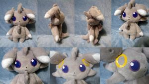 Espurr (for sale) by Rens-twin