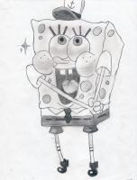 Spongebob Squarepants by animelove1234