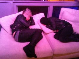 Tommy Ratliff Asleep by digimonlover06