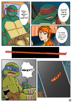 TMNT TCRI 2105: Page 12 by KameBoxer