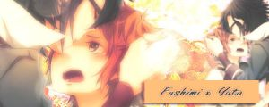 Love and war [Fushimi x Yata] by Rosalie-Rumsfeld