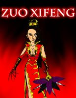 Zuo Xifeng by VorpalRaven