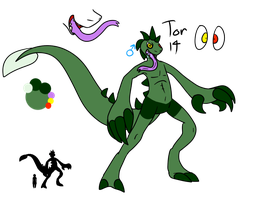 Tor Ref by SPAC3D3AD