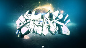 Steak Graffiti II by Flink-Design