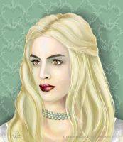 White Queen by vampirekingdom