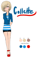 Collette by scootLdee