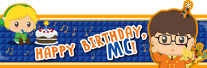 MCGamer Birthday Banner by CarrotFreak
