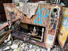 Boiler House Machinery 2 by Scipio164
