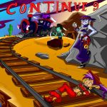 Shantae Game Over by gizmo01