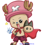 Request for Nguyen Thao : Tony Tony Chopper by chichicherry123