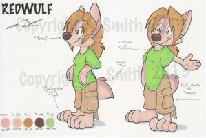 Redwulf Reference Sheet 2013 by redwulf