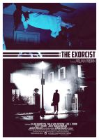 The Exorcist by JohnnyMex