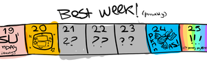 2ds Week by Pixie-Fluff