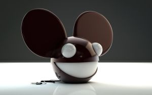 deadmau5 head by Twistech