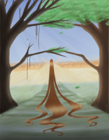 Weekly Art Challenge #89 (for me the first though) by CookiiMii