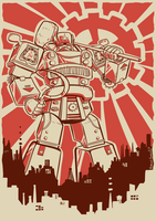 Communist Prime by KinokoFry