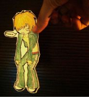 PaperChild: Kyo by xDimax