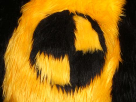 Crash Test Fox: Re-Sewn Symbol by CuriousCreatures