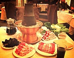 Peking Hot Pot by jumpmetal