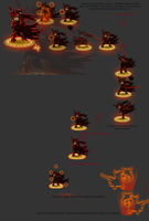oversoul character animations by rajaB4-aqw