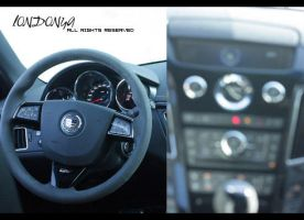 cadillac cts coupe by Londonya