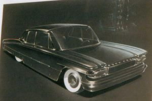 Mid fifties Ford advanced desi by cadillacstyle