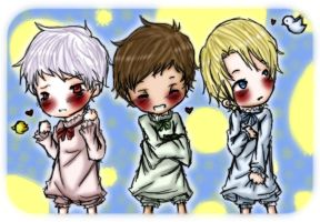 Baby Touch Trio by Imeria