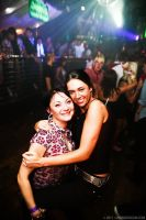 Happy Clubbers by gdphotography