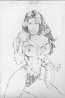 Wonder Woman by Mariah-Benes