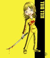 Kill Bill - The Bride by martinacecilia