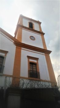 Church in Florianopolis, Brazil. by Argenx